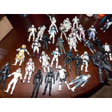 Durge22: Figuras Loose Completas Starwars Boba Clon C/u