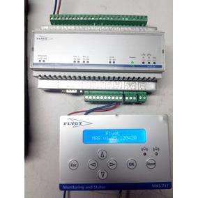 Monitor De Bombas Hidraulicas Flygt Mas711 Cat.40-501142 Plc