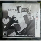 Shifting World Nintendo 3ds 2ds New 3ds Raro Nuevo