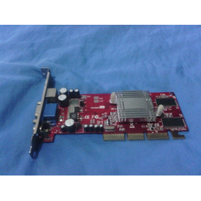 Tarjeta De Video Agp 128 Mb Radeon 9250 Se