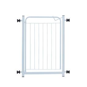 Grade Portão Proteção 69cm - 75cm Bebe Cachorro Escada Pet