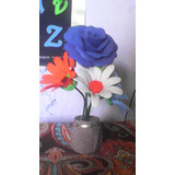 Hermosas Flores De Foami