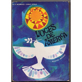 Voces De America Sexto Grado / Iacobucci - Vitale / Kapelusz