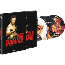 Box Dvd: Jean Claude - Van Damme A Trilogia Do Dragão - Orig
