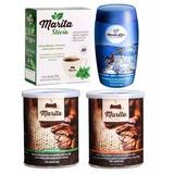 Café Marita Verde E 3.0 Original + Bala Life E Stévia Marita