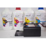 Tinta Para Impresoras Dye Litro Cmyk Precio Mayorista