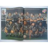 Placar #1303 Ano 2007 Poster Time Dos Sonhos Do Atlético Mg