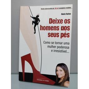 Livro Deixe Os Homens Aos Seus Pés