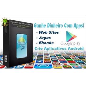 Programa Criar Aplicativos Sites Jogos Android Apps
