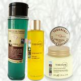 Fabuloso Kit Forte Óleo Mascarilla Y Yegualash Envío Gratis