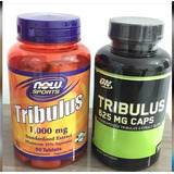 Combo Tribulus Terrestris Optimum + Tribulus Now Importados