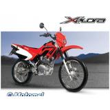 Motomel Xplora 250cc 0 Km Gaona