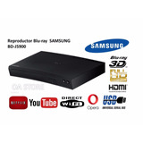Reproductor Blu-ray Samsung Bd-j5900 Smart Wifi 3d Full Hd