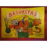 Basuritas - Álbum De Figuritas - Primer Album