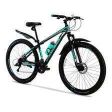 Bicicleta Mtb Armor Aluminio R29 21 Cambios Freno A Disco Pc