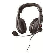 Auriculares Gamer Hügel Multimedia Microfono Usb Pc