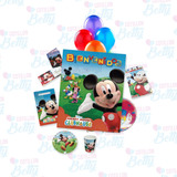 Cotillón Infantil Micky Mouse Para 20 Chicos