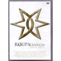 Dvd Roupa Nova - Acústico (original E Lacrado)