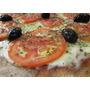 10 Prepizzas Orgánicas,integrales Veganas,con Aceite De Coco