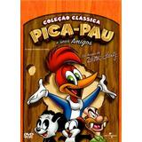 Dvds Pica Pau Todos Os 197 Episódios + Brinde