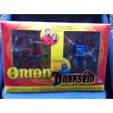 Darkseid Y Orion Dc Direct. Deluxe Action Figure Set