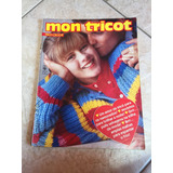 Revista Mon Tricot Tricô Crochê 30 Receitas Pulls Malhas