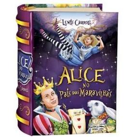 Alice No Pais Das Maravilhas (mini Livro)