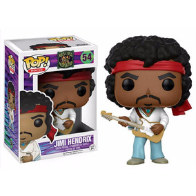Boneco Funko Pop Rocks - Jimi Hendrix Nº54