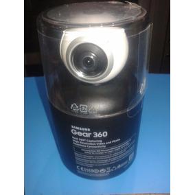 Cámara Samsung Gear 360 4k Wifi Bluetooth Nfc Sm-c200