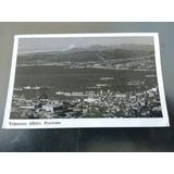 Antigua Postal Valparaíso Chile Panorama (86f1