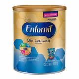 Leche En Polvo Enfamil Premium Sin Lactosa Lata 900 Gramos