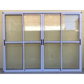 Ventanal corredizo aberturas ventanas de aluminio for Cotizacion aluminio argentina