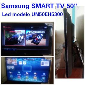 Televisor Samsung Smart Tv Led 50 Pulgadas Usado 550 Trump