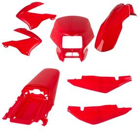 Kit Carenagem Completo Nxr 125/150 Bros 2003 A 2008