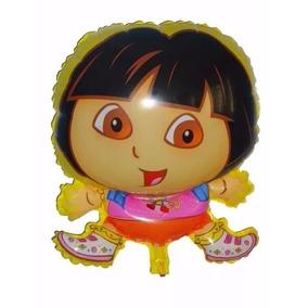 10 Balões Dora Aventureira Lembrancinhas Aniversários Festas