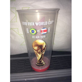 Copo Da Copa 2018 - Brasil X Costa Rica - Direto Da Russia