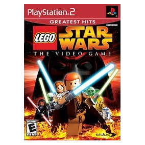 Playstation 2 Greatest Hits Lego Star Wars