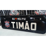 Placas Automotivas Personalizadas Somente Decorativas