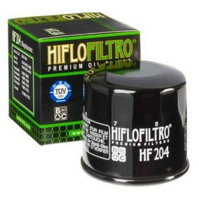 Filtro De Óleo Hiflo Hf 204 Honda Cbr 600f Ano 2011 A 2014