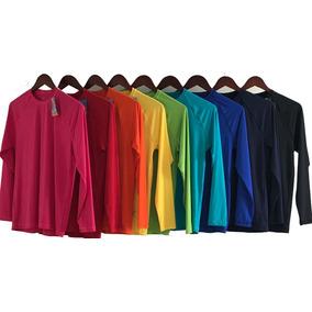Camisa Infantil C Proteção Solar 50+ - Tamanho 2 A 14 Anos