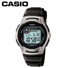 c1ab5cacd5a Rel Gio Casio W 213 1avdf - Relógio Casio Masculino no Mercado Livre ...