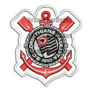 Corinthians Futebol Patch Bordado Envio Imediato