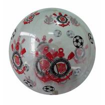 Bola De Futebol Do Corinthians Inflável - Bola Inflável