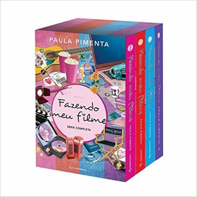 Fazendo Meu Filme 1 2 3 4 Paula Pimenta Frete Gratis