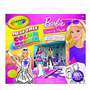 Juguete Crayola Color Wonder Muñeca Barbie Fashion By Crayo