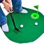 Juguete Tocador De Golf, Wolfbush Cuarto De Baño Wc Juego D