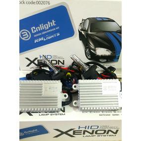 H1: Xenon H1 55w Cnlight Ac Ball Shape Kit Calidad Philips