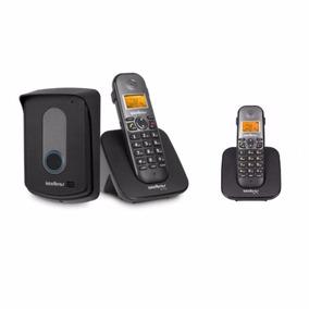 Telefone S/fio Intelbras +ramal / Com Ramal Externo Tis 5010