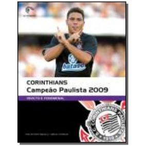 Corinthians Campeao Paulista 2009 - Invicto E Feno