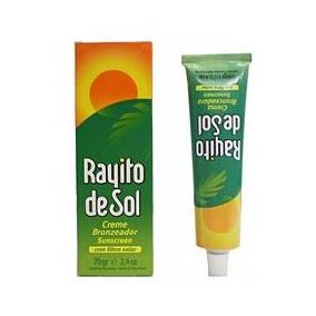 Bronzeador Rayito Del Sol 6fps Original
